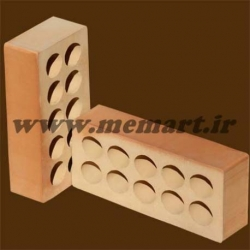 techno perforated bricks 5.5x10x21.5